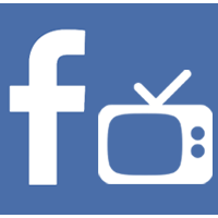 Facebook TV icon