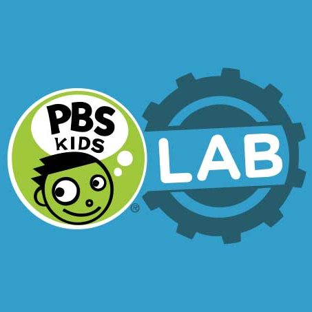 PBS Kids Lab Logo