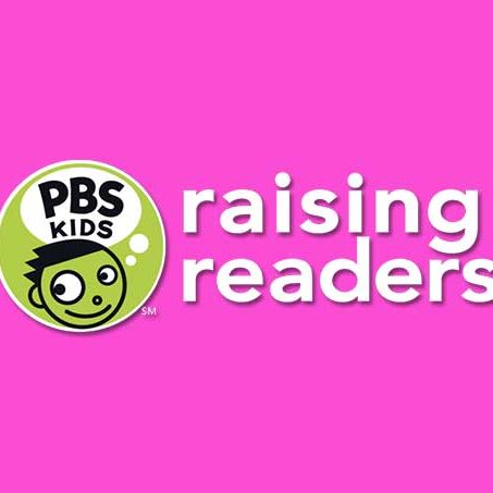 PBS Kids Raising Readers Logo