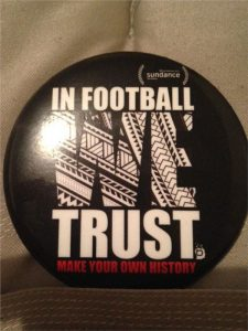 In Football We Trust