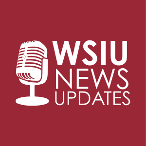 WSIU News Updates Red Logo