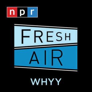 Fresh Air Podcast Logo