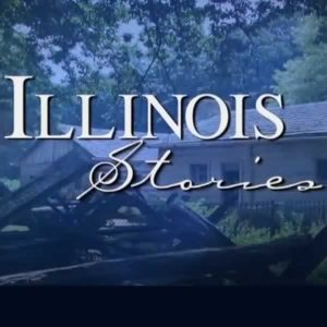 Illinois Stories Program Logo