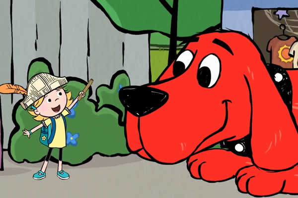 PBS Kids Clifford