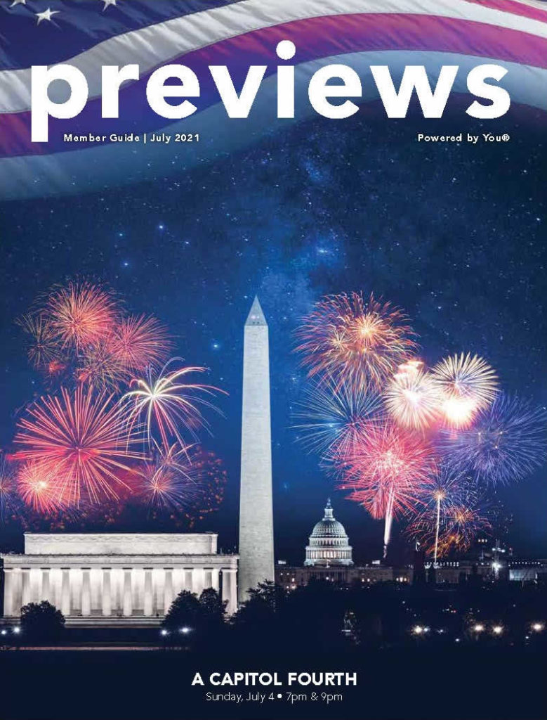 Previews Cover - July 2021