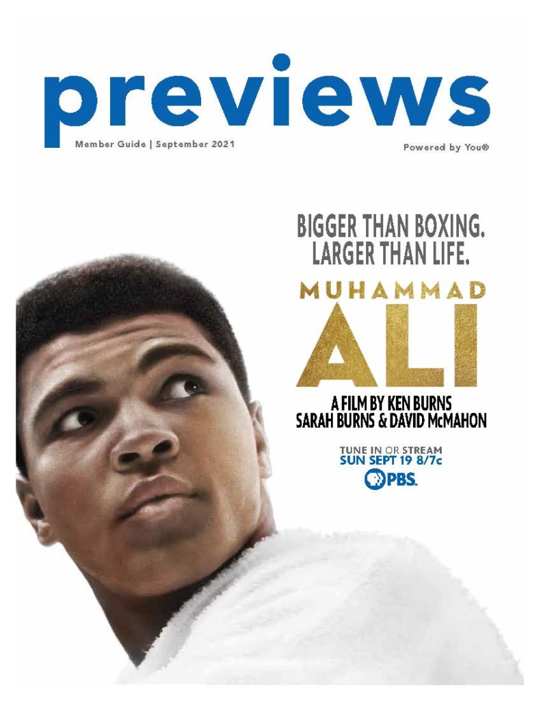 Previews Guide Cover