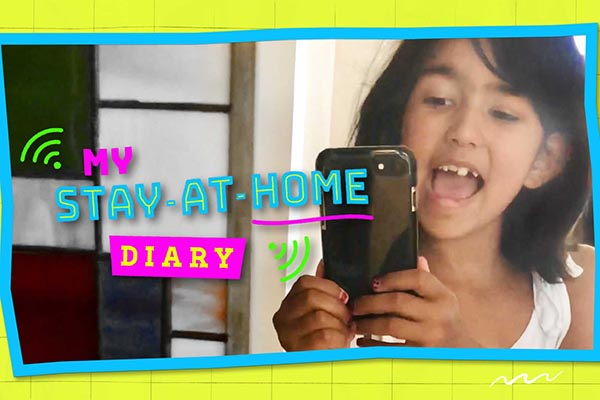 My Stay-At-Home Diary